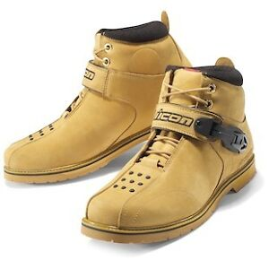 Icon Superduty 4 Boots (NEW)