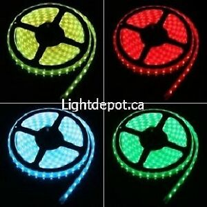 5M LED Strip RGB Christmas Waterproof LED Strips Boat Marine