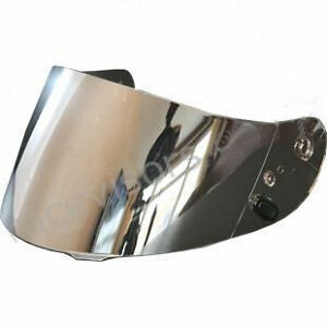 Silver ~ HJC Helmet SHIELD Visor HJ-09 CL-15 CL-SP CS-R1 CS-R2 FS-15 CL-16 IS-16