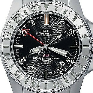 BALL Watch Engineer Hydrocarbon GMT Automatic.