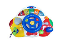 Chicco Bilingual Talking Driver Steering Wheel.