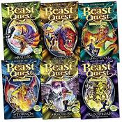 Beast Quest Books Series 8