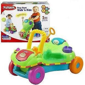 Playskool - Ride and Walk