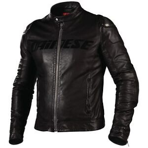 Dainese Carbon Leather Jacket sz 50