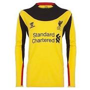 Boys Goalkeeper Shirt