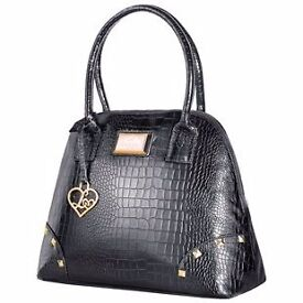 BRAND NEW BLACK LIPSY BAG BRAND NEW STILL IN WRAPPER UNWANTED GIFT