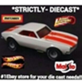 Strickly-Diecast