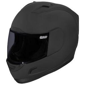 ICON Alliance Helmet *Matte Black*