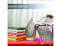 Pressed For Time Ironing Service