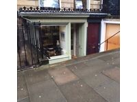 Beautiful Shop for Lease - Edinburgh New Town