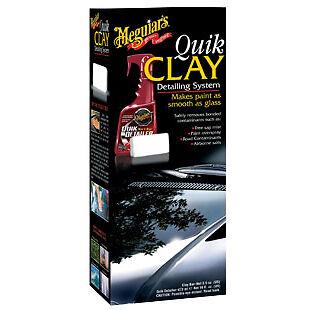 Meguiars Quik Clay Detailing Starter Kit