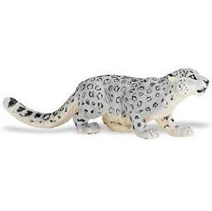 Schneeleopard 13 cm Serie Wildtiere Safari Ltd 237529