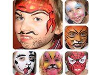 Children's Party Face Painter for Hire