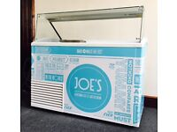 ICE CREAM GELATO FREEZER: 10 PAN DISPLAY AND STORAGE. SLANT 510. Perfect condition, three months old