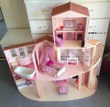 Barbie dolls house mansion Kilsyth South Maroondah Area Preview