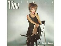 TINA TURNER - PRIVATE DANCER - VINYL LP