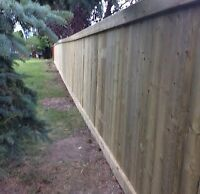 CALL TODAY TO BOOK YOUR FENCE / DECK / CUSTOM DOG RUN