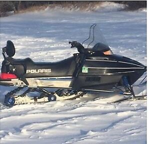 2000 Polaris Indy Trail 550