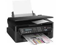 Epson wf2510 All-in-one Printer (FAX, PRINT, COPY & SCAN) New Price £65 only for quick sale