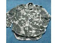 Men's DOA tie dye shirt