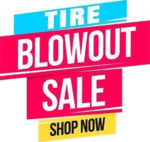 "*NEW TIRES HOT  SALE* No Appointment Needed   14"" 15"" 16"" 17"" 18"" 19"" 20"" KAPSEN TIRE one year warranty free delivery"