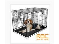 """RAC Medium Fold Flat Crate - 30"""""""