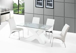 Hometown Furniture Modern Table set on Sale