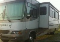 Class A Motorhome for Rent 37.5'