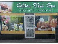 Thai Massage - Relax and enjoy the finest Thai massage at Ashton Thai Spa