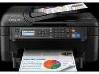 Epson WF2750 printer scanner