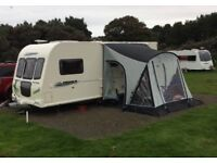 Sunncamp 260 deluxe porch awning
