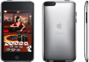 Ipod Touch 3iem generation , 8gb !