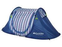 x2 EUROHIKE Pop 200 SD Tents