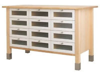 Ikea Varde Freestanding 12 Drawer Kitchen Unit