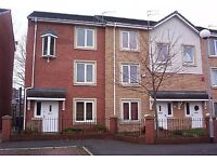 3 Bedrooms/4 Bedrooms Townhouse in Hulme to Rent