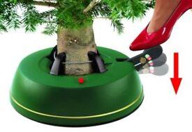 Chrsitmas tree stand - Krinner / German / brilliant design & functionality