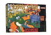 Yoshi's Safari SNES