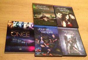 Journal d'un vampire et once upon a time