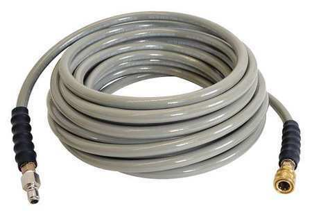 SIMPSON 41096 Hot Water Hose,3/8 in. D,100 Ft