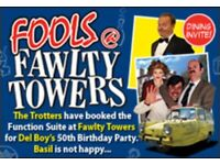 ONLY FOOLS AT FAWLTY TOWERS