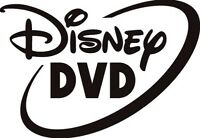 Disney DVD $10 each or 3 for $25