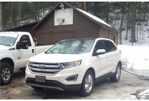 Lease takeover 2016 Ford Edge SEL