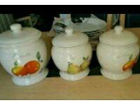 Fruit kitchen storage