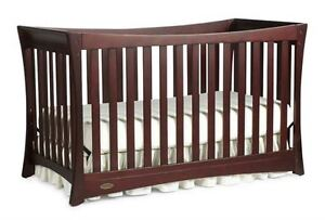 Graco Crib with Mattress, new