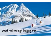 Breckenridge lodging is an agency that offers its customers rental properties.