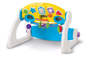5 in 1 Little Tikes playgym and drawing board