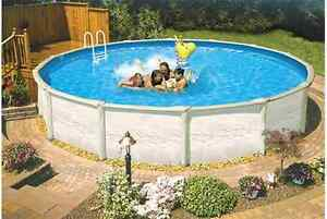 24 ft Pool Never Install