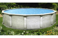 above ground pool removal at a good price with the removal of a