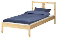Selling Twin size bed