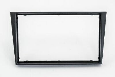 Marco Montaje Radio Coche 2din Opel agila suzuki ignis negro origen